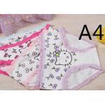กางเกงในเด็ก ผ้า Cotton Set 6 ตัว ลาย เชอรี่ คิตตี้ no 34645_a4