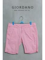 กางเกงขาสั้นมือสอง แบรนด์ GIORDANO