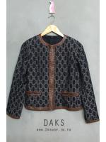 เสื้อแจ็คเก็ตแบรนด์ DAKS