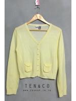 เสื้อคลุมไหมพรม Ten&Co ไซส์ L