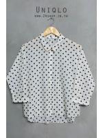 เสื้อเชิ้ตมือสอง แบรนด์ Uniqlo