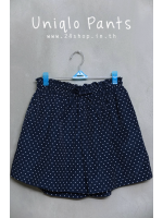 กางเกงขาสั้นมือสอง แบรนด์ Uniqlo