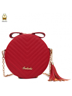 กระเป๋าสะพาย Beibaobao รุ่น A26 (Red)