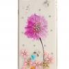 เคส iphone 6 Plus ขนาด 5.5 นิ้ว ติดคริสตัล ดอกไม้ สีชมพู เคส Diy แต่ง ดอกกุหลาบ ติดเพชร วิ้ง ๆ แสนสวย เคส Hand made สวยหรู 738696