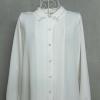 เสื้อเชิ้ตแขนยาวสีขาว