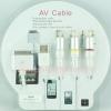 Apple Composite AV Cable for iPad iPhone iPod สายส่งสัญญาณภาพและเสียงไปทีวี รุ่นใหม่ รองรับ ทั้ง iPad และ iPhone 4S