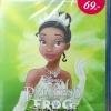 DVD การ์ตูนดิสนีย์ เรื่องมหัศจรรย์มนต์รักเจ้าชายกบ