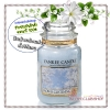Yankee Candle / Large Jar Candle 22 oz. (Snow is Glistening) *Winter Wonderland Collection