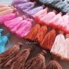 ราคาส่ง พู่โครเชต์ ด้ายถัก venus เบอร์ 16 tassel crochet acrylic yarn no.16