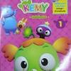 123 ลากเส้นต่อจุด 123 พร้อมภาพระบายสี Kemy เล่ม1 (ฟรี สติกเกอร์แสนสนุก น่ารักสุดๆ จุใจภายในเล่ม)