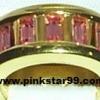 S012 แหวนพลอยสีชมพู (ขายแล้วค่ะจากที่เดิม Pinkstar99.welove)