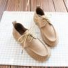 รองเท้าสไตล์วินเทจ มีไซส์35 36 37 38 39 ออกแนวญี่ปุ่นนิดๆ