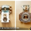 ขั้วไฟท้าย สำหรับไฟท้ายแบบกระบอก ใช้สำหรับ R26-R69s ของใหม่ซิงๆ