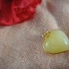 หัวใจเล็ก สีเหลือง 138 THB