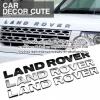 โลโก้สติกเกอร์ - LAND ROVER LOGO ขนาดมาตราฐาน