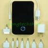 แบตเตอรี่สำรอง 9 in 1 ความจุมากถึง 10000mAh ใช้ได้ดีกับ iPad iPhone Galaxy Tab Note S2 HTC ซัมซุง แอลจี โนเกีย แบล็คเบอร์รี่ โมโตโรล่า เครื่องเล่น MP3 และอื่นๆอีกมาก