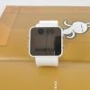 นาฬิกาข้อมือ LED EXO สีขาว