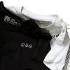 เสื้อยืด Unisex ลายน่ารัก วัดไซส์ตามช่วงน้ำหนักตัว S:40-50/M:50-55/L:55-60/XL:60-65/2XL:65-70กิโลกรัม