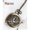 นาฬิกาพก,นาฬิกาสร้อยคอสไตล์วินเทจฝาหน้าฉลุลายเถาวัลย์