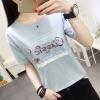 เสื้อยืดวัยรุ่น ลายน่ารัก เลือกไซส์ตามน้ำหนัก S:40-45/M:45-50/L:51-60/XL:60-65กิโลกรัม