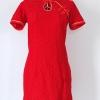 ชุดกี่เพ้าสีแดง