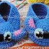 สติช รองเท้าถักเด็กแรกเกิด-1 ปี