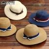 หมวกสาน หมวกไปเที่ยงทะเล ชายหาด