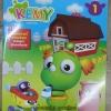 เกมเสริมทักษะ พัฒนาสมอง Kemy เล่ม1 (ฟรี สติกเกอรื แสนสนุก น่ารักสุดๆ จุใจภายในเล่ม)