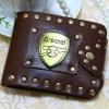 กระเป๋าสตางค์ผู้ชาย กระเป๋าหนัง ใบสั้น กระเป๋าสตางค์ ลายทีมฟุตบอล อาร์เซนอล กระเป๋าสตางค์วัยรุ่น แบบเท่ ๆ มีดีไซน์ 700465_2
