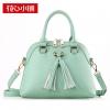 กระเป๋าสะพาย สีเขียวมิ้นท์-Axixi