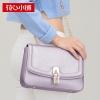 กระเป๋าสะพาย สีม่วงมุก-Axixi