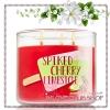 Bath & Body Works Slatkin & Co / Candle 14.5 oz. (Spiked Cherry Limesicle)