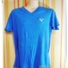 เสื้อยืด American eagle เนื้อนุ่ม สีฟ้าน้ำทะเล A002