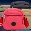 กระเป๋าสะพายข้างผู้หญิง ผู้าชาย กระเป๋าสะพายใส่กล้อง สะพายเฉียง แบบวัยรุ่น สีสันสดใส ผ้า canvas กระเป๋าผ้ายีนส์ มีหลายช่อง ซิป สวยสุด ๆ 399008