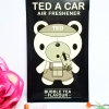 Ted A Car / Air Freshener (Bubble Tea)
