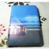 เคส samsung galaxy tab 7.7 นิ้ว ลายพอลสมิท สีฟ้า Pa001