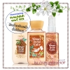 Bath & Body Works / Travel Size Body Care Bundle (Gingerbread Latte) *Limited Edition