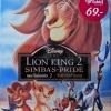 DVD การ์ตูนดิสนีย์ เรื่องเดอะไลอ้อนคิง2 ซิมบ้าเจ้าป่าทรนง