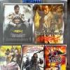 DVD หนังจีน 5in1 ลิขิตฟ้าหรือจะสู้มานะตน