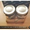 ชุดลูกสูบ ครบชุด(ลูกสูบ+แหวนลูกสูบ+สลัก+ปริ้นล็อคสลัก) ตรงรุ่นสำหรับ R60/2 ขนาด72.95 ของใหม่แท้ๆ