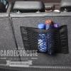 Car trunk storage pocket - ตาข่ายติดท้ายรถยนต์ เพิ่มที่จัดเก็บของท้ายรถ