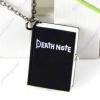 นาฬิกาล็อคเก็ต สร้อยคอนาฬิกา ออกแบบเป็น รูป สมุด Death Note นวนิยาย ชื่อดังของญี่ปุ่น no 934302
