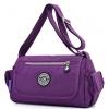 กระเป๋าสะพาย กระเป๋าผ้าไนลอน กันน้ำ ขนาดกลาง กระเป๋าสะพายทรงกระบอกเล็ก แบบสวย กระเป๋าสะพายข้าง ขนาดกำลังดี 187912