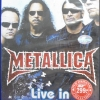 DVD Concert Metallica live in San Diego
