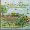CD Green Music จำรัส เศวตาภรณ์ เพลงบรรเลง ชุด morning