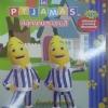 สมุดภาพระบายสี Bananas in Pyjamas เล่ม2(ฟรี สติกเกอร์ บานาน่าส์ สีสวยสดใส)