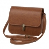 กระเป๋าสะพายข้าง ผู้หญิง สีหวาน ๆ รูปทรง ยอดนิยม กระเป๋าสะพาย ออกงาน เที่ยว แบบเก๋ ๆ สำหรับ ใส่กระเป๋าสตางค์ เครื่องสำอางค์ 510946