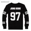 เสื้อแขนยาว Bts Jung-kook