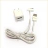 USB Power Adaptor 1A + iphone 4 cable