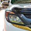 ครอบไฟหน้าสีดำด้าน BT50 Pro